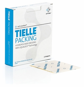 Tielle Packing Hydropolymer Dressing