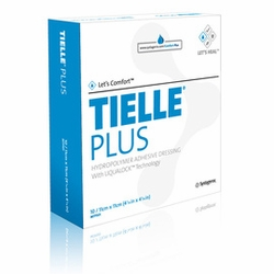Tielle Plus Hydropolymer Dressing