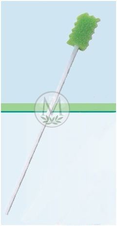 Toothette Single Use Oral Swabs (Sage #6072) (Pack of 10)
