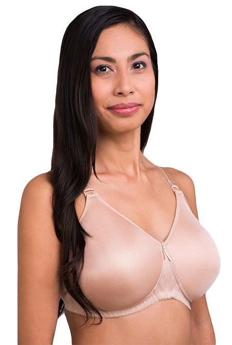 Trulife Alexandra Seamless Molded Soft Cup Pocketed Bra (Style 4013)