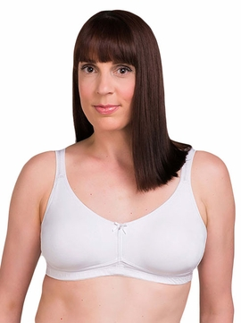 Trulife Phoebe Seamless Microfiber Soft Cup Pocketed Bra (Style 4018)