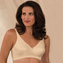 Trulife Victoria Classic Tailored Pocketed Bra, Style 084