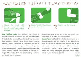 Tubifast Tubular Bandages Home Page