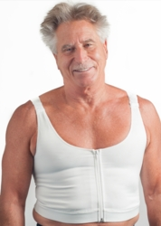 Wear Ease Men's Compression Vest (Style 798)