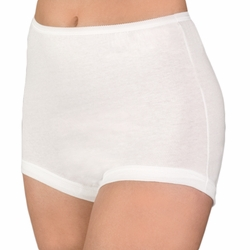 Wearever Banded Leg Unique-Dri Panty