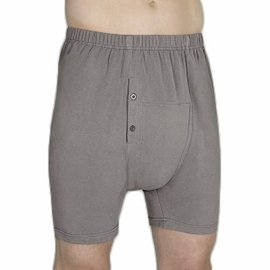 Wearever Men's Washable Incontinence Boxer Brief