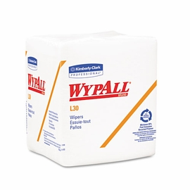 Wypall L30 Disposable Dry Wipe (Case of 1080)