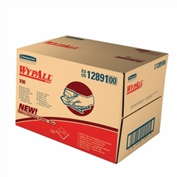 Wypall X90 Disposable Dry Wipe (Case of 136)