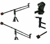 4ft Portable DSLR Mini Jib Crane Video Camera Jib