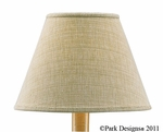 "Casual Classics Lamp Shade 12"" Wheat"