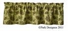 "Pine Bluff Lined Valance 60""x14"""