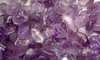Amethyst - Tumbled Gemstone