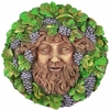 Bacchus ~ Spirit of the Vine Plaque -  ONLY 1