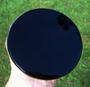 Black Obsidian Scrying Mirror - 5""
