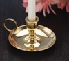 Brass Chamberstick ~ Mini Candle Holder