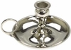 Olde World Chamberstick ~ Mini Candle Holder