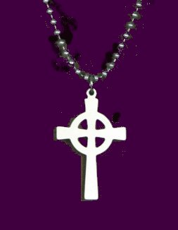 Celtic Cross Necklace - ONLY 1
