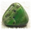 Chrysoprase Tumbled Gemstone