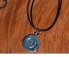Crescent Moons ~ Celtic Magick Pewter Necklace