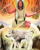 Essence of White Buffalo Calf Woman - Ritual Oil