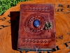 Eye of Magick ~ Leather Book of Shadows