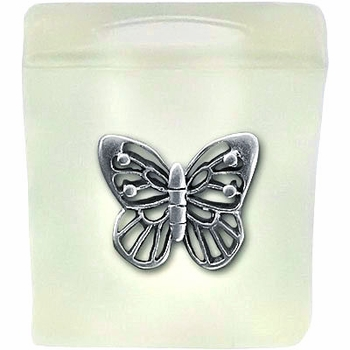 Flight of the Butterfly Spell Candle Holder