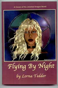 Flying By Night - A Coven of the Jeweled Dragon Novel - ONLY 1