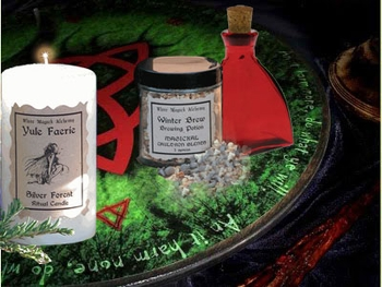 Free Yule Spells + Recipes