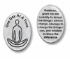 Goddess Serenity Prayer ~ Pocket Blessing Charm