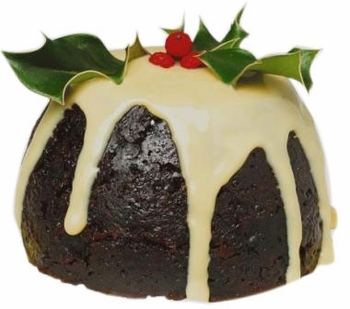 Grandma's Recipe for Plum Pudding