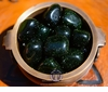 Green Goldstone - Tumbled Gemstone