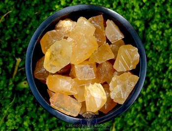 Natural Honey Calcite