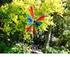 On Rainbow Wings ~ Butterfly Suncatcher