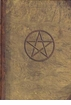 Pentacle ~ Unlined Journal & Book of Shadows