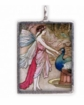 Summer Faerie Enameled Amulet ~ ONLY 3