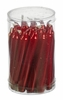 Red Metallic Spell Candles (Singles)