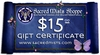 Sacred Mists Shoppe $15 Gift Certificate