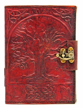 Small Celtic Tree of Life Journal