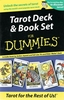 Tarot Deck & Book Set for Dummies by A. Jayanti