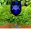 Triple Moon ~ Cobalt Magick Chalice