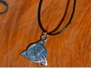 Triquetra ~ Celtic Magick Pewter Necklace