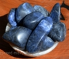 Tumbled Large Sodalite