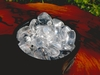 Water Clear Quartz Tumbled Gemstone