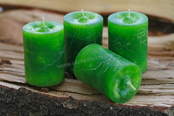 Witches Purse Witches Brew Votive