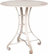 "36"" Metal Bistro Table"
