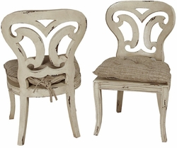 Artifacts Side Chair (one pair)