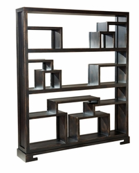 Asian Inspired Bookcase