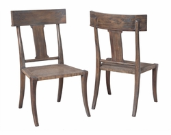 Berkshire Dining Chairs (one pair)