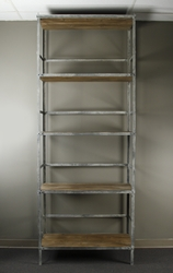Bookcase and Racks