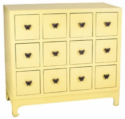 BUTTERFLY CHEST
